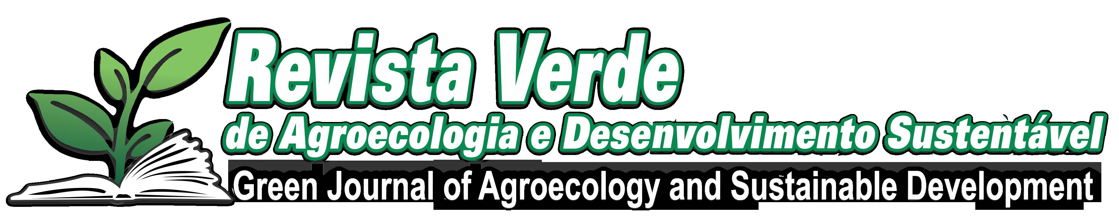 Revista Verde de Agroecologia e Desenvolvimento Sustentável