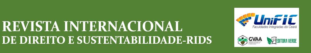 Revista Internacional de Direito e Sustentabilidade-RIDS